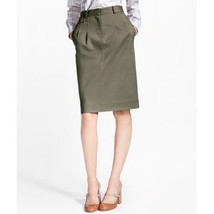 Patagonia Thick Khaki Colored Skirt